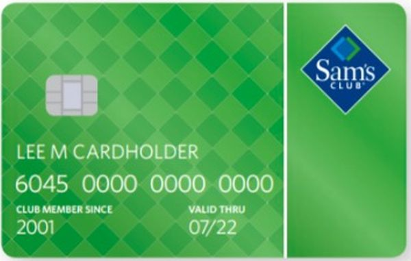 Apply Sam's Club Credit Card